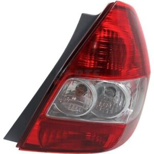New Tail Lamp Lens And Housing Right Side Fits 2007 2008 Honda Fit 33501slna01