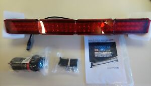 32 Curved Led Offroad Light Bar 300w 30 000 Max Lm 5d Cree Spot Flood Combo