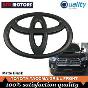 Front Grille Emblem For 2015 2018 Toyota Tacoma 2007 2018 Toyota Tundra Sequoia