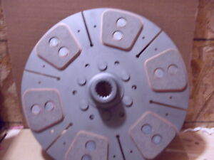 John Deere 4010 4020 Tractor Clutch Heavy Duty Disc New Design Smooth Engaging