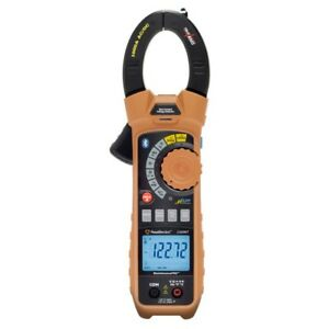Southwire 23090t Maintenance Pro Smart Clamp Meter With Mapp Mobile App