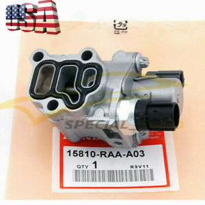 15810 raa a03 New For Honda Crv Accord Element Vtec Solenoid Spool Valve