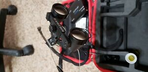Rose Micro Solutions Loupes 2 5x r With Light Battery And Composite Filter