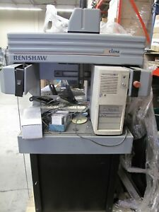 Renishaw Cyclone Digitizer Cmm As is