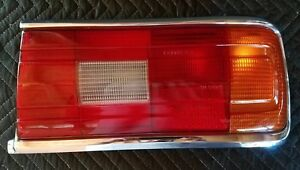 1976 81 Bmw 5 Series Genuine Rh Passenger Side Tail Light