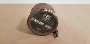 Stewart Warner Magnetic Speedometer Ford Model T Rat Rod