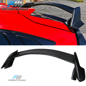 Fits 17 19 Honda Civic 10th Fk7 Fk4 Hatchback 5door Type R Trunk Spoiler Wing