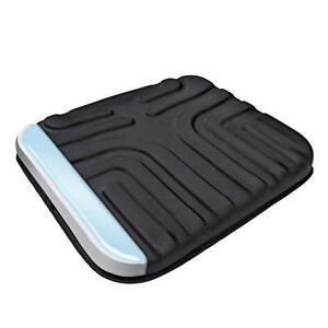 Multi use Gel Seat Cushion Durable Polyester Spandex Outer Cover Non Skid Bottom