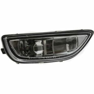 New Fog Lamp Assembly Fits 2001 2002 Toyota Corolla Sedan Right Side To2593105