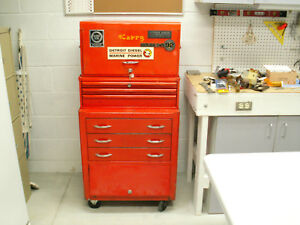 Used Tool Boxes Wilt Rolling Cabinet
