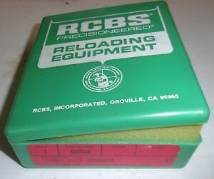 RCBS Stuck Case Remover Model Number 09340 RELOADING DIES OR TOOLS NO RESERVE