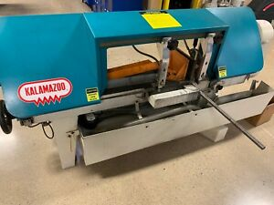 Kalamazoo Model 13aw Horizontal Band Saw great Condition