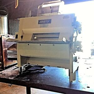 Anets Dough Roller Commercial Double Pass Through Sheeter Sdr 21