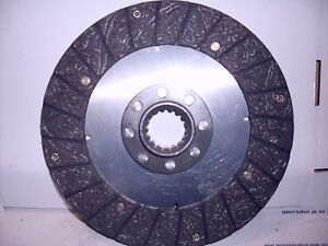 Oliver 66 Tractor Clutch Disc 8 17 Spline 100635