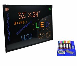 Restaurant Supplies Writing Board For Messages Menu Promotions And More Led
