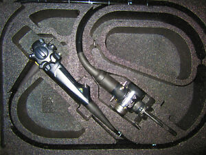 Olympus Gif 160 Gastroscope With Case