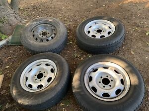 Ford F150 Stock Rims And Tires