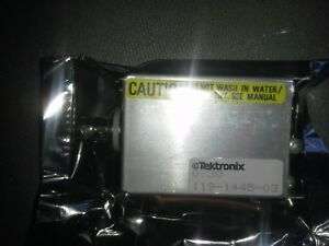 Tektronix 119 1445 03 Attenuator Tek 2445 Tek 2465 Oscilloscopes