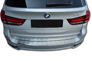 Rear Bumper Sill Protector Stainless Steel Bmw X5 F15 2014 2018