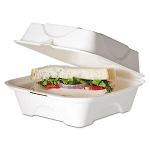 Eco products Box clamshell take out Ep hc6
