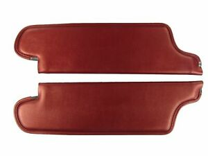 1967 1968 Plymouth Fury Convertible Sun Visors Cologne Pattern 16 Colors Pair