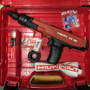Hilti Dx 36 Powder Semi automatic Powder actuated Fastening Tool