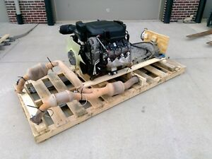 2014 Chevy Silverado Hd Vortec L96 6 0 Engine W 6 Speed Hd Trans Liftout 88k