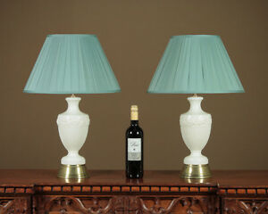 Pair Of Small Vintage Wedgwood Table Lamps C 1950