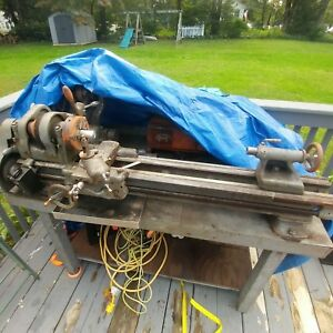 South Bend 9in Metal Working Lathe