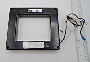 Current Transformer General Electric 567l 162 Ratio 1600 5 A P n 75a105899p 43