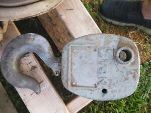 5 Ton Crane Hook Block No Sheave