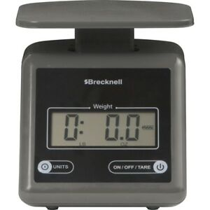 Brecknell Digital Postal Scale Ps7gray