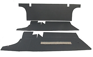 1963 1964 63 64 Ford Galaxie Convertible Trunk Filler Board Set 3 Pieces