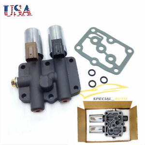 For Honda Acura Transmission Dual Linear Shift Solenoid Gasket 28250 P6h 024