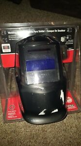 Lincoln Electric Auto darkening Welding Helmet With No 11 Lens 1 38 X 3 82 In