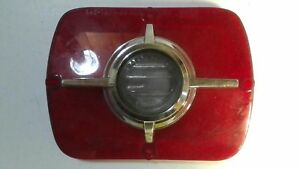 Nos Ford 1965 Fairlane 500 Backup Light Lamp Lense C5oz 15499 a
