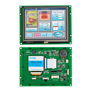 Stone 5 6 Inch Embedded Hmi Solution Uart Industrial Tft Lcd Display
