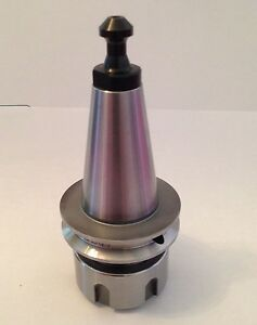 Emco F1 Pcmill 50 55 Cnc Mill iso 30 Taper Er 25 Collet Chuck 1pc