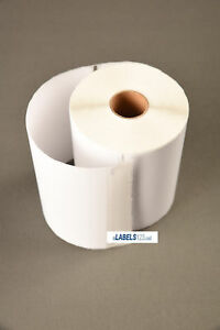 Address Labels 1744907 Dymo 4xl Compatible Multipurpose White Shipping Rolls