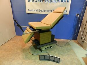 Midmark Model 119 Power Exam Chair With Foot Controlle6
