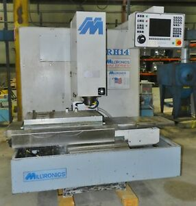 Milltronics Rh14 Cnc Vertical Machining Center