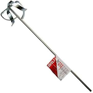 Pro Grade 32 Paint And Drywall Mud Mixer 7 Head Joint Compound Grout Plaster 5