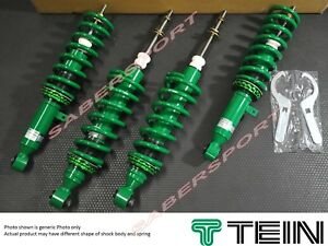 Tein Street Basis Z Coilovers Damper Kit For 1996 2000 Honda Civic 2 3 4 Door