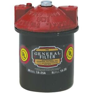 General Filters Fuel Oil Filter 1 Each