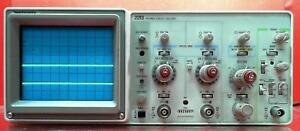 Tektronix 2213 Portable Oscilloscope 60mhz