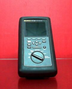 Fluke Dsp 2000 Cable Analyzer No Battery S n 7170809
