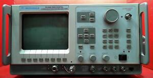 Motorola R2660c Wireless Communications Analyzer Sn 496kyw0012