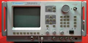 Motorola R2660c Wireless Communications Analyzer Sn 496lan0059