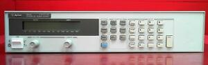 Hp Agilent 6644a System Dc Power Supply 0 60v 0 3a For Parts Or Repair