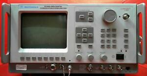 Motorola R2660c Wireless Communications Analyzer Sn 496lal0071